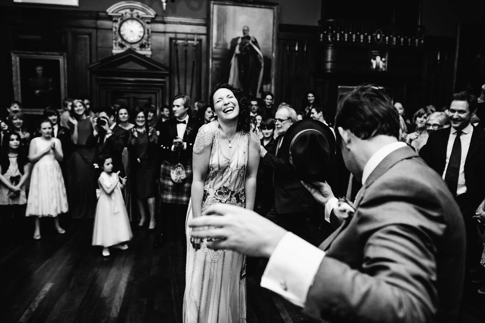 Honourable Artillery Company Wedding Photographer