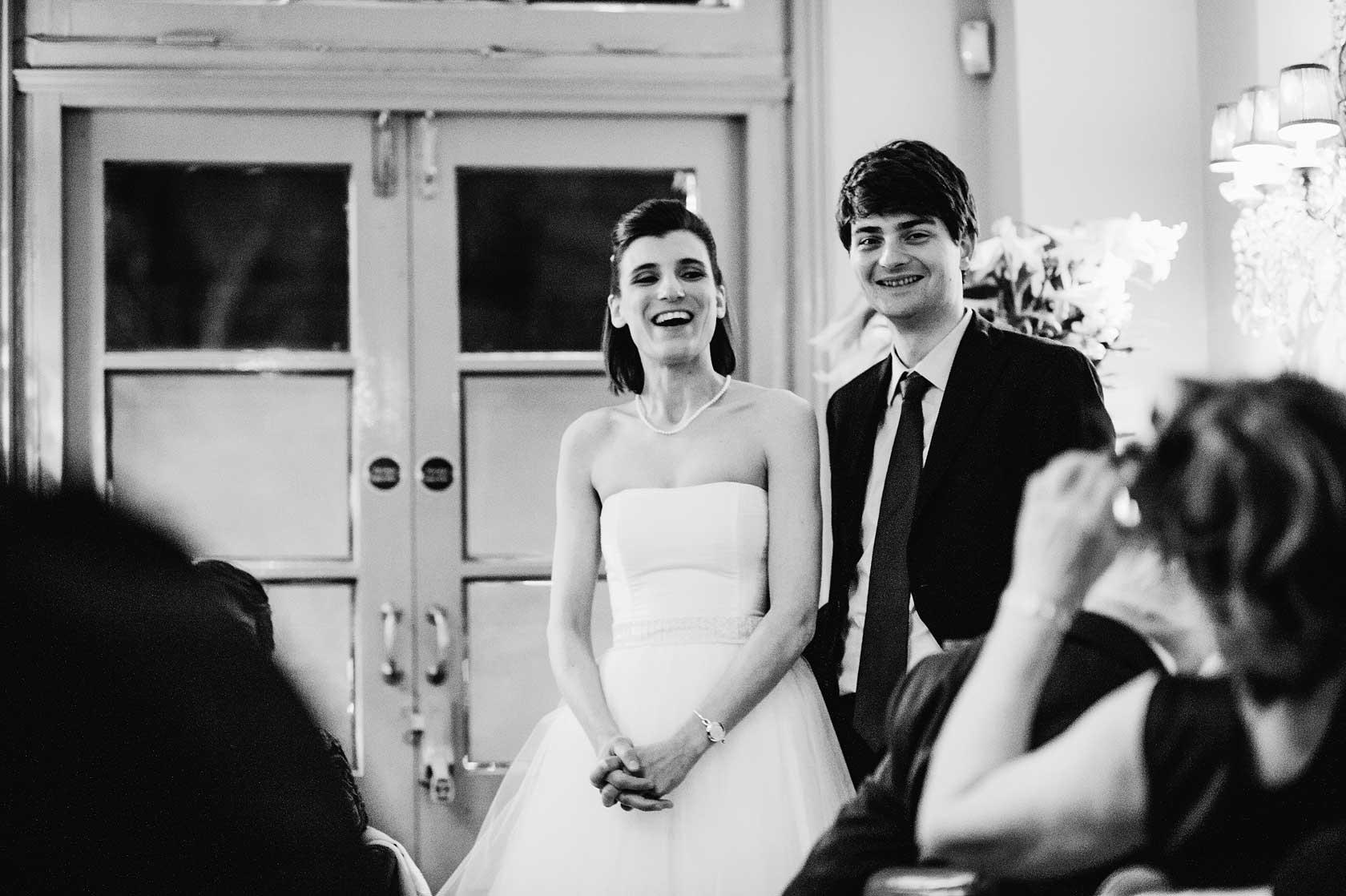 Reportage Wedding Photography at Cheyne Walk Brasserie