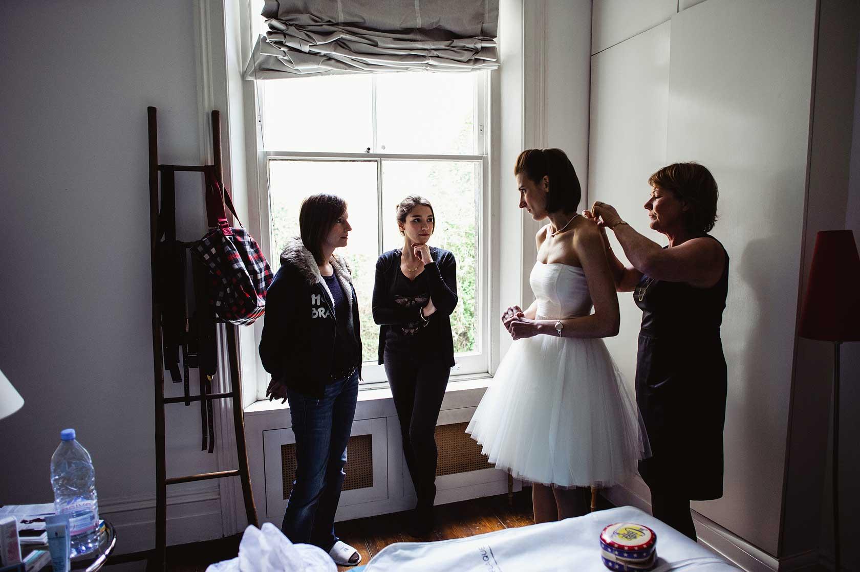Wedding Photographer at Cheyne Walk Brasserie
