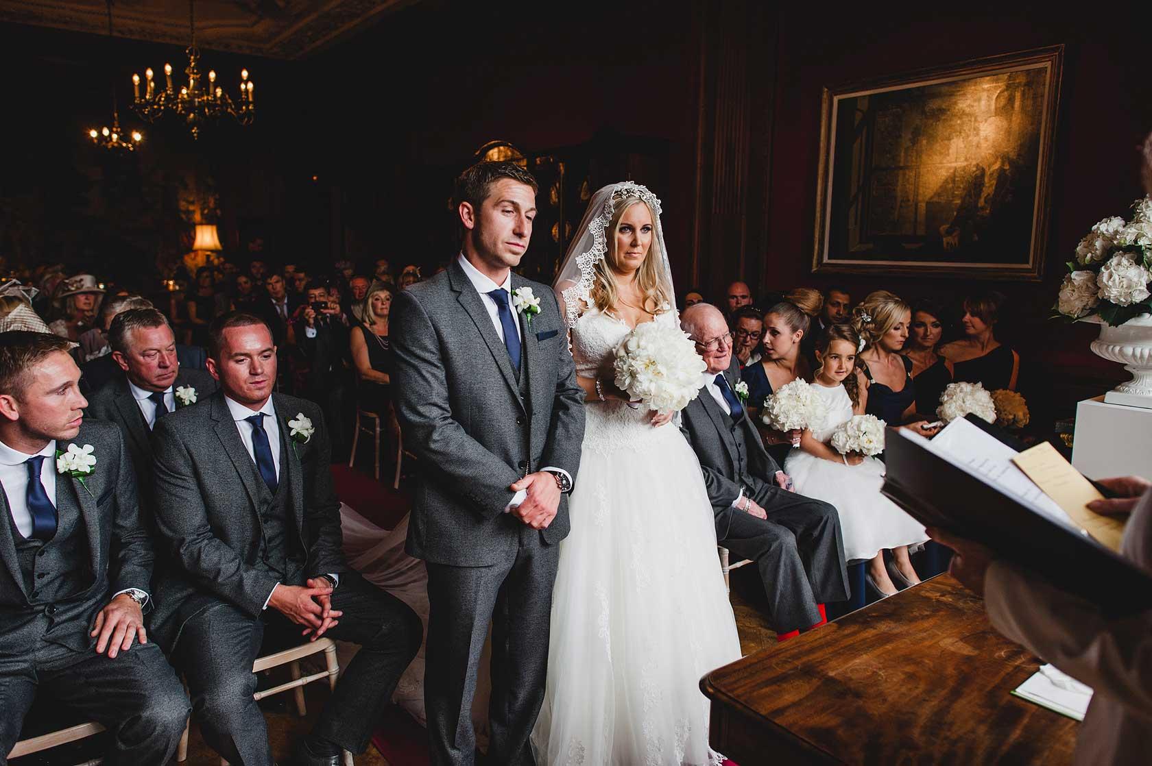 Reportage Wedding Photography at Thornton Manor