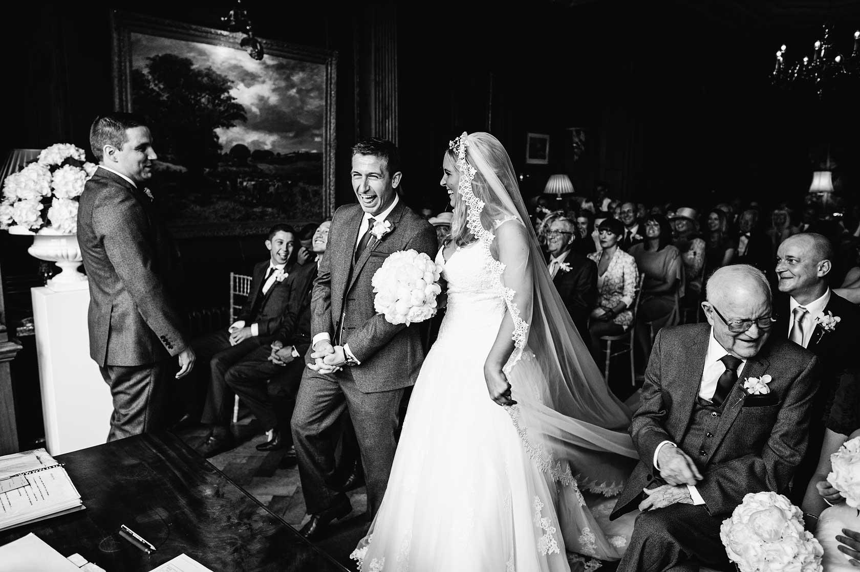 Wedding Photography at Thornton Manor