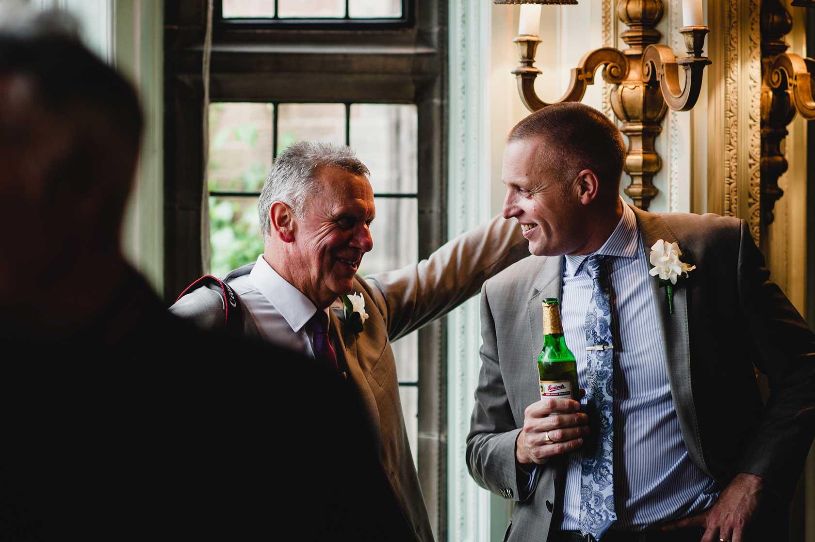 Wedding Photojournalism in Cheshire