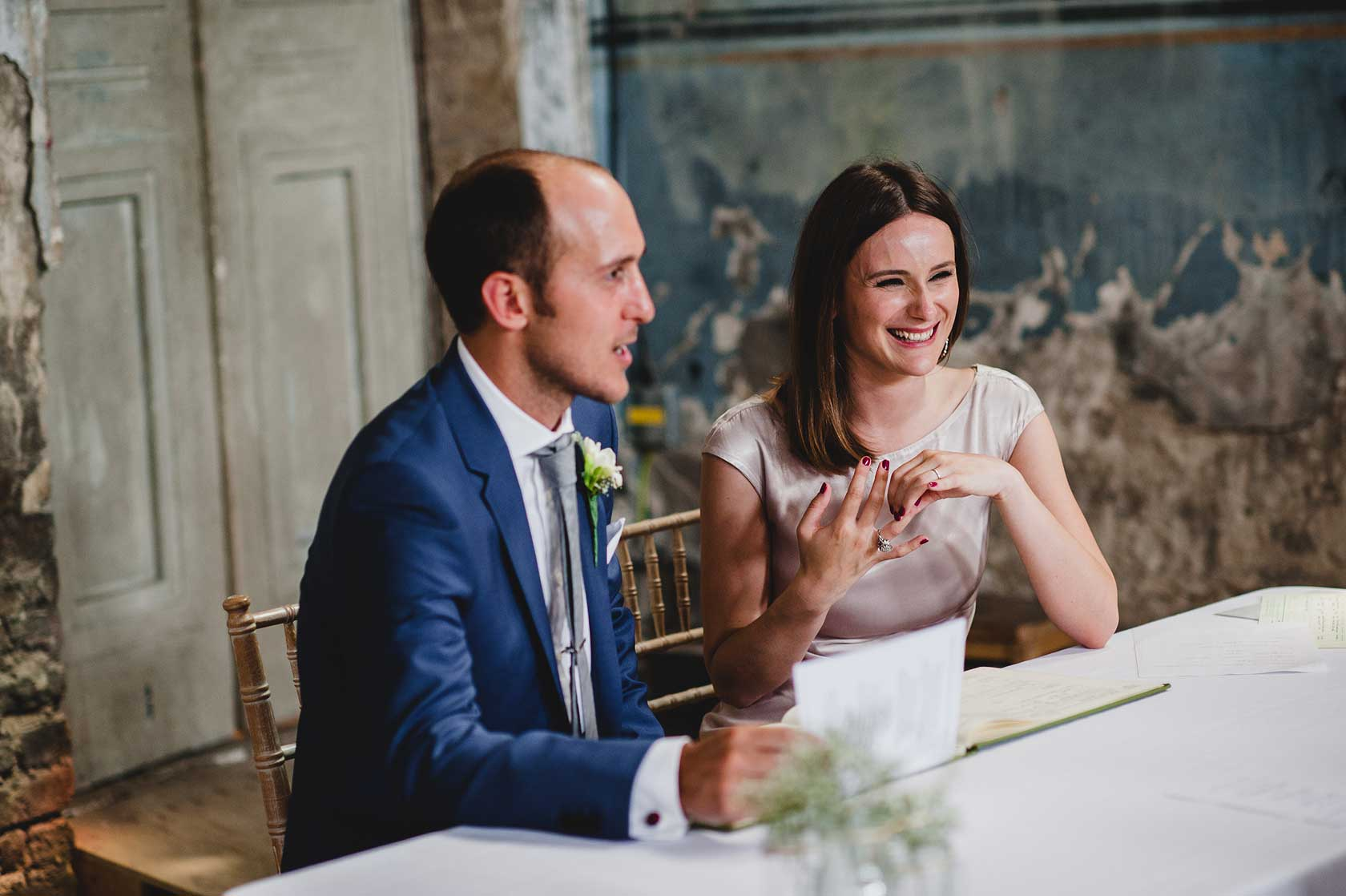 South London Wedding Photography