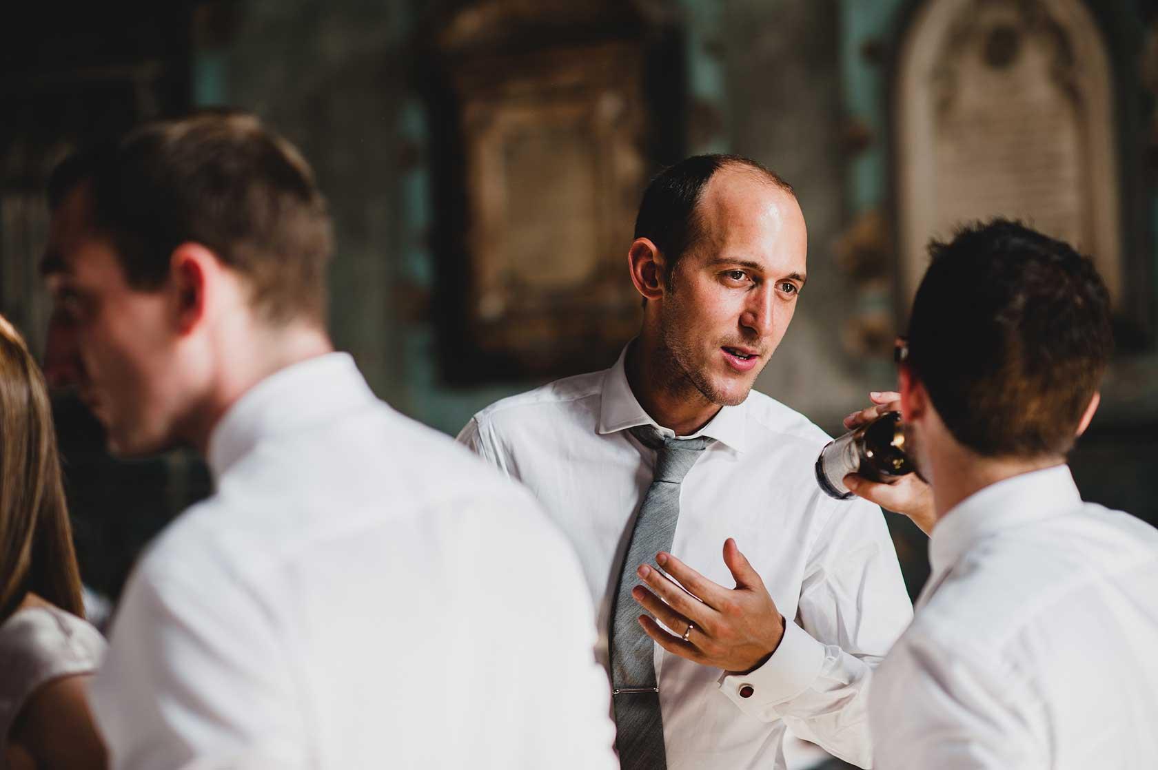 Wedding Photographer at Asylum