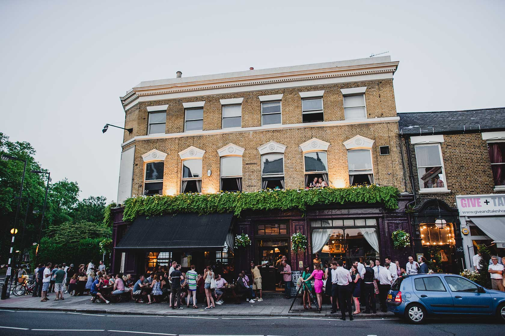 East Dulwich Tavern Photography