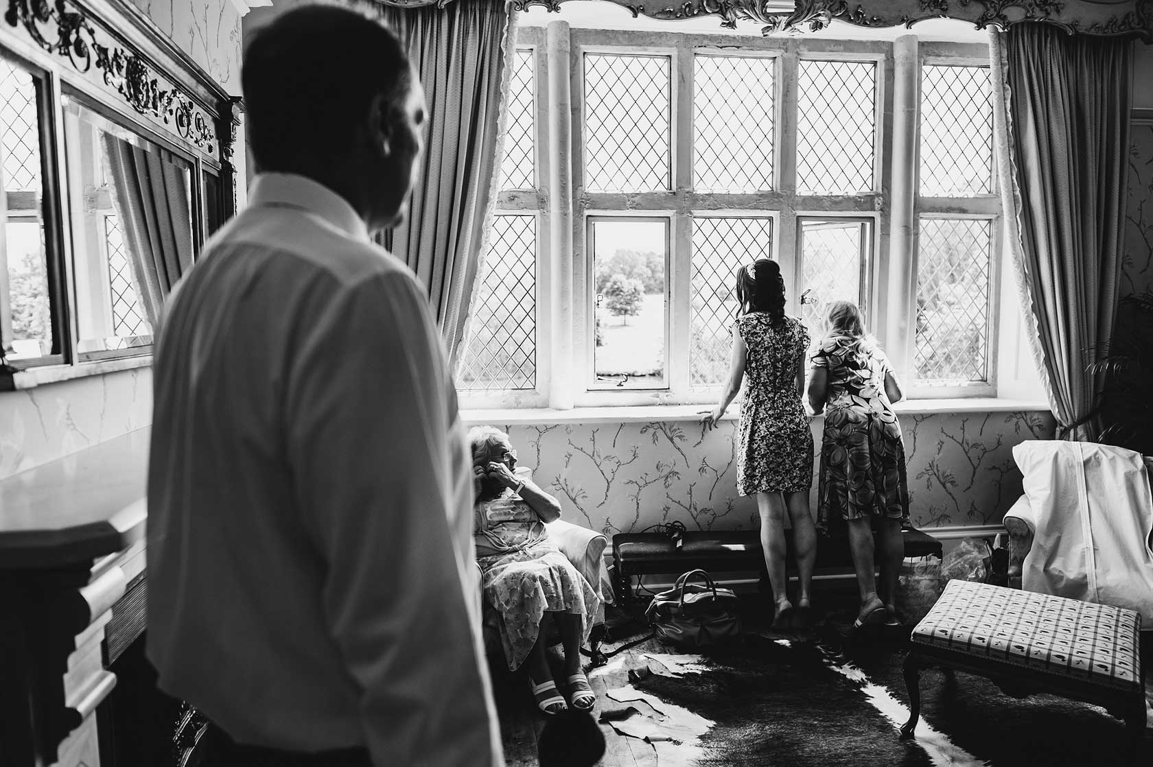 Derbyshire Wedding Photojournalism