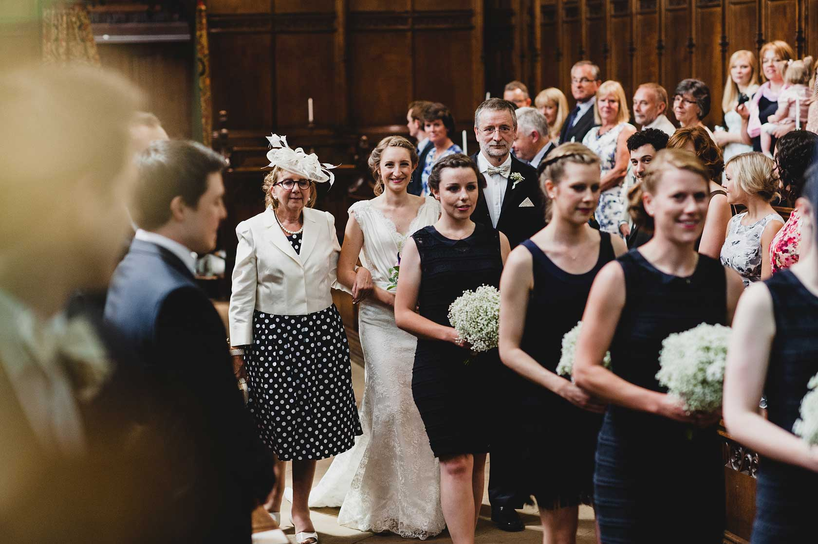 Wedding Photography at Queens College