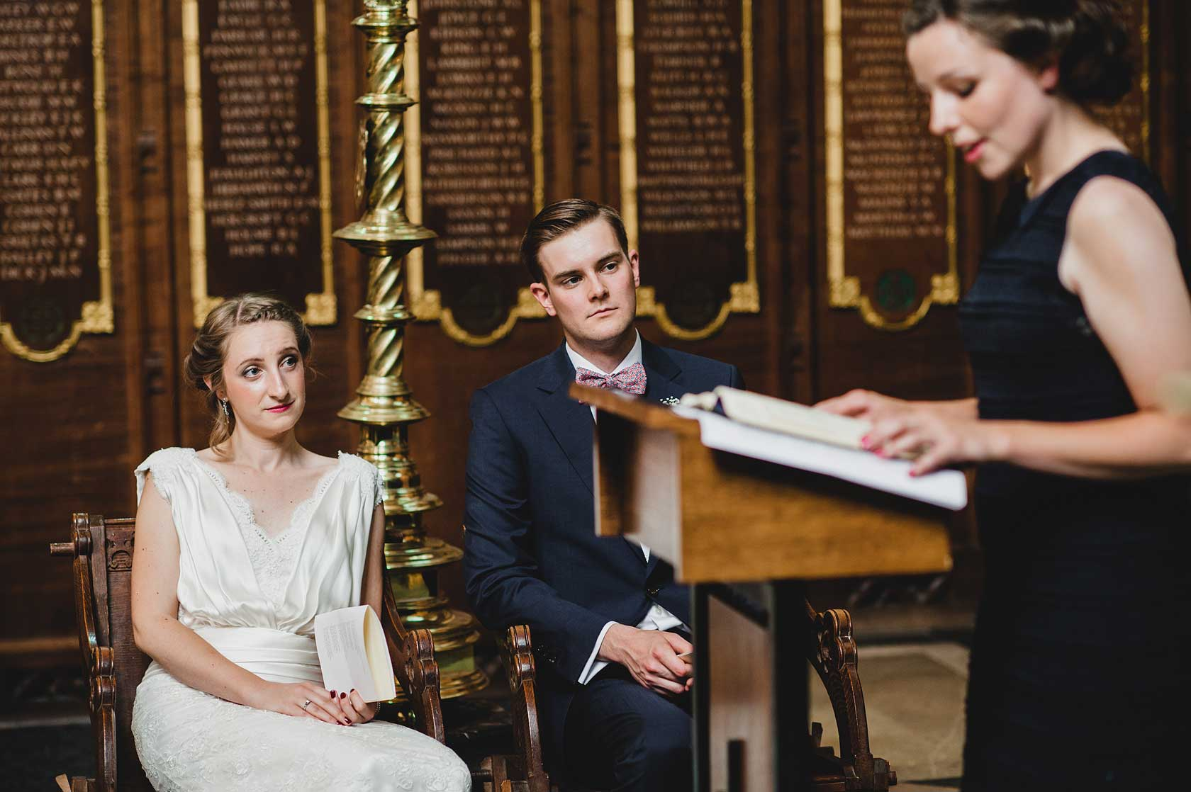 Queens College Wedding Photographer