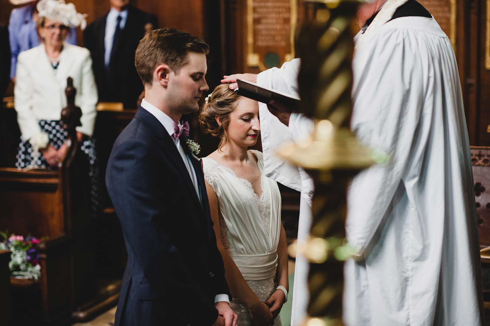 Wedding Photographer at Queens College
