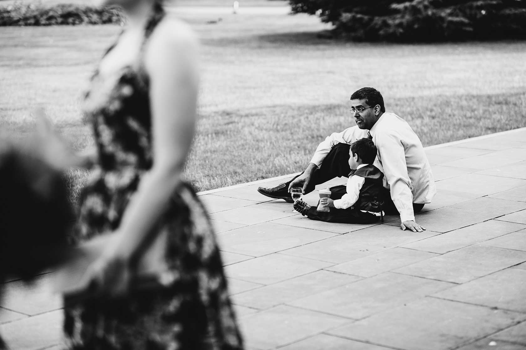 Reportage Wedding Photography at Kew Gardens