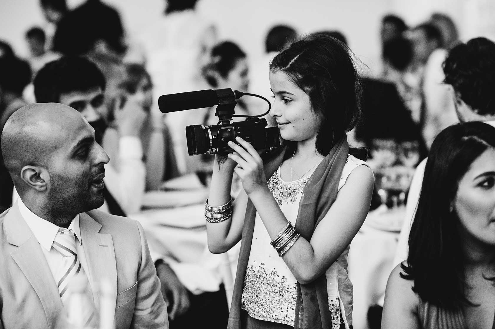 Reportage Wedding Photography at Kew Gardens