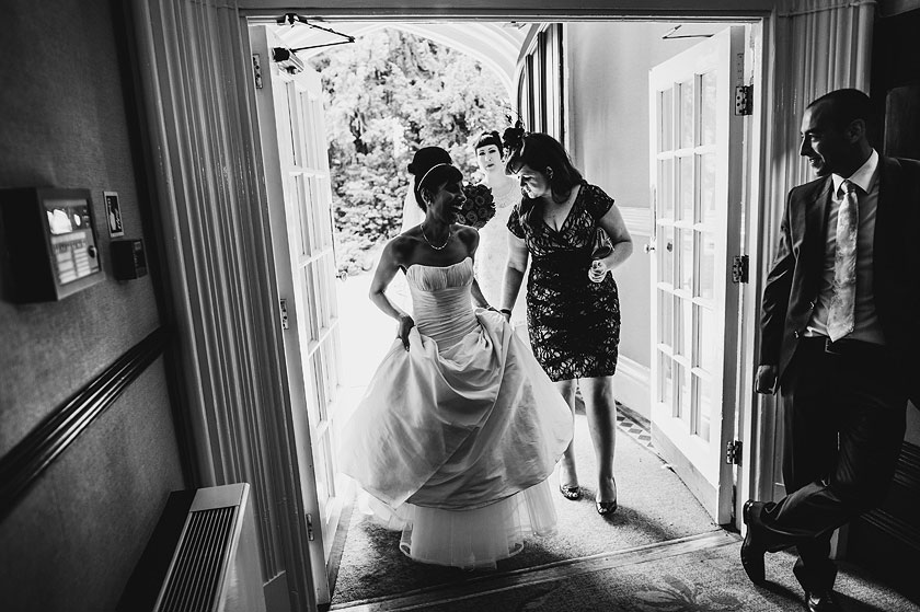 Kenwood Hall Wedding Photography