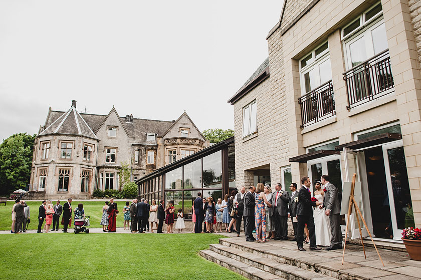Kenwood Hall Hotel Wedding Photography
