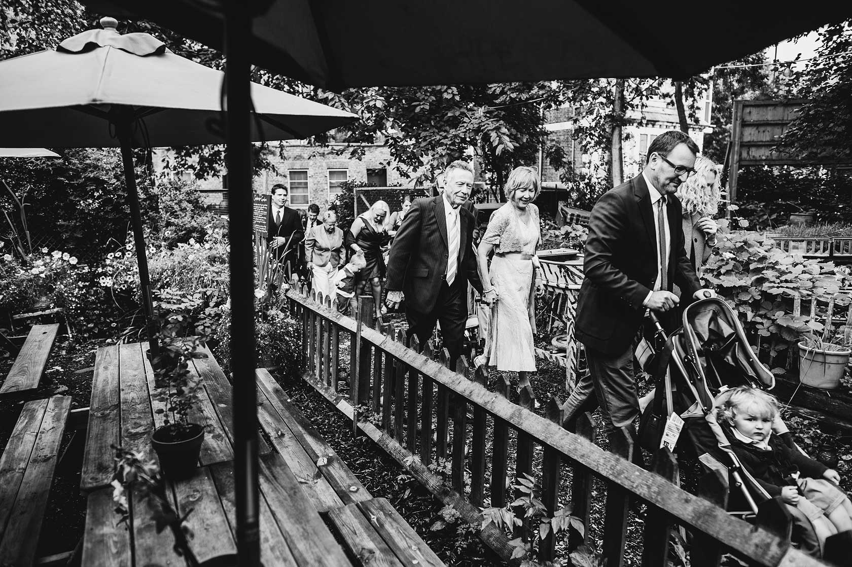 Hackney City Farm Wedding Photographer