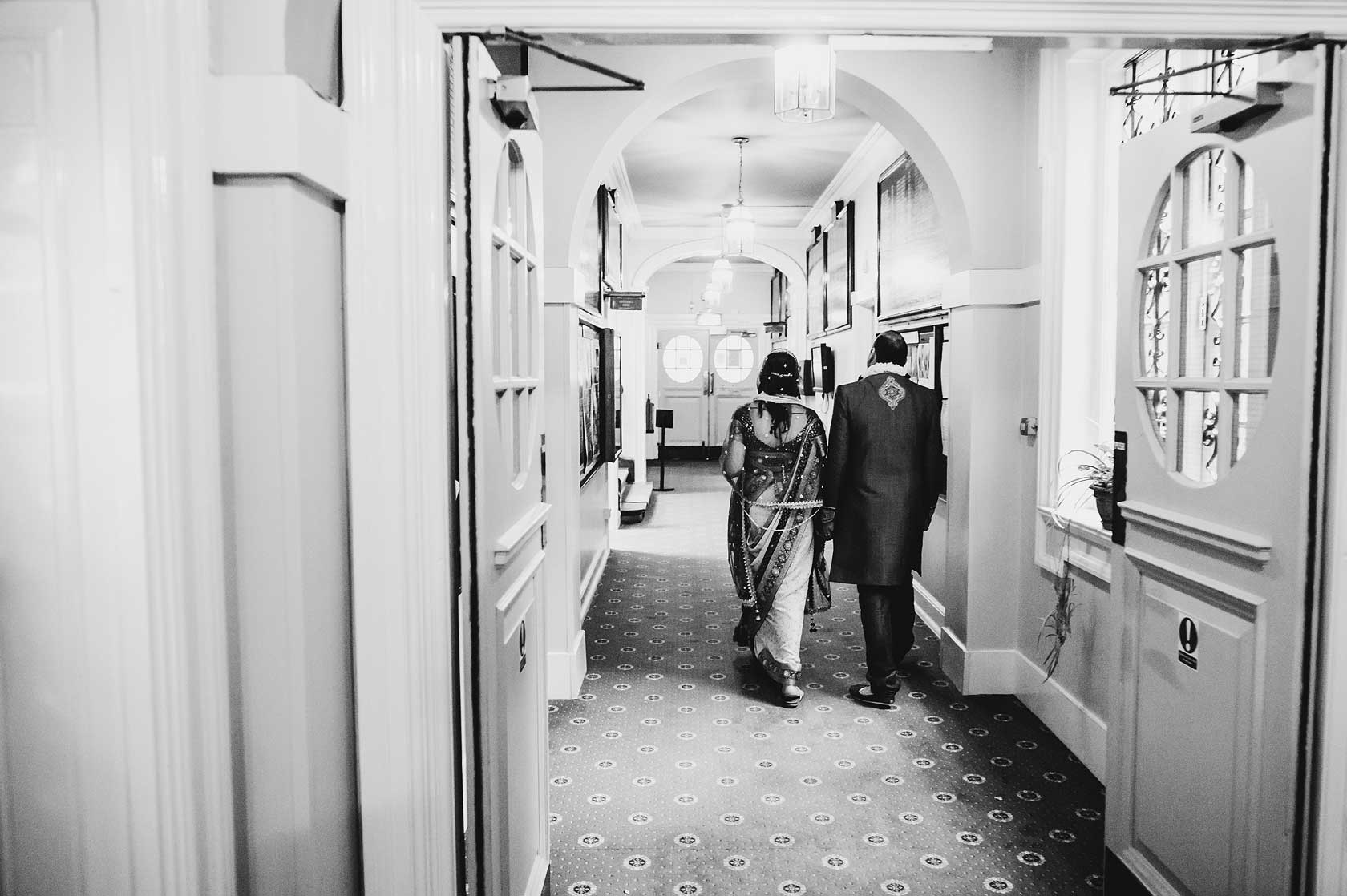 Reportage Wedding Photography at Devonshire Place