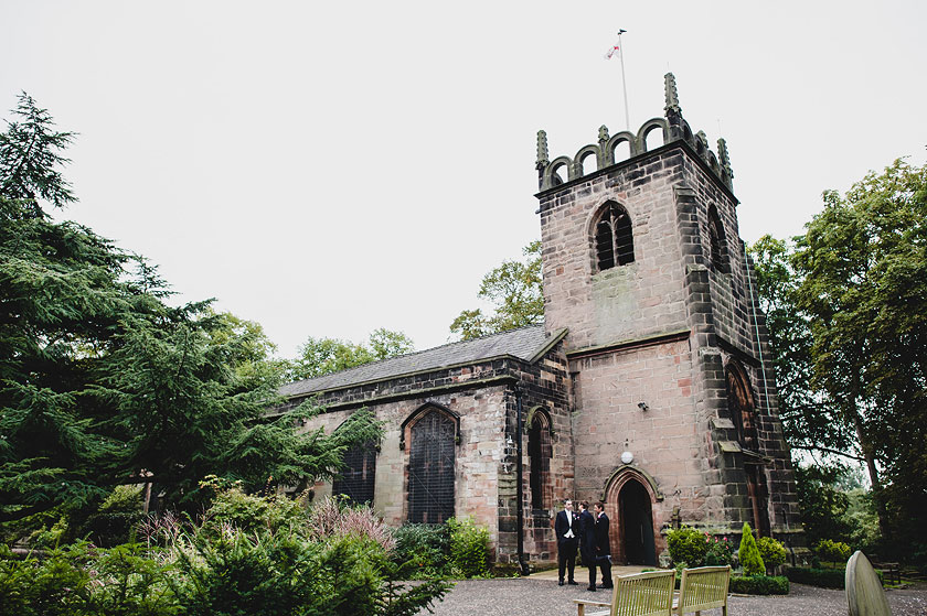 Knutsford Wedding Photojournalism