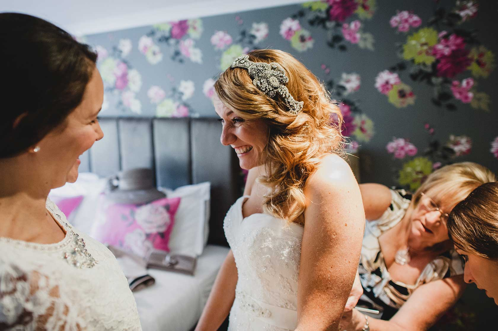 Wedding Photojournalism at The Swan Hotel