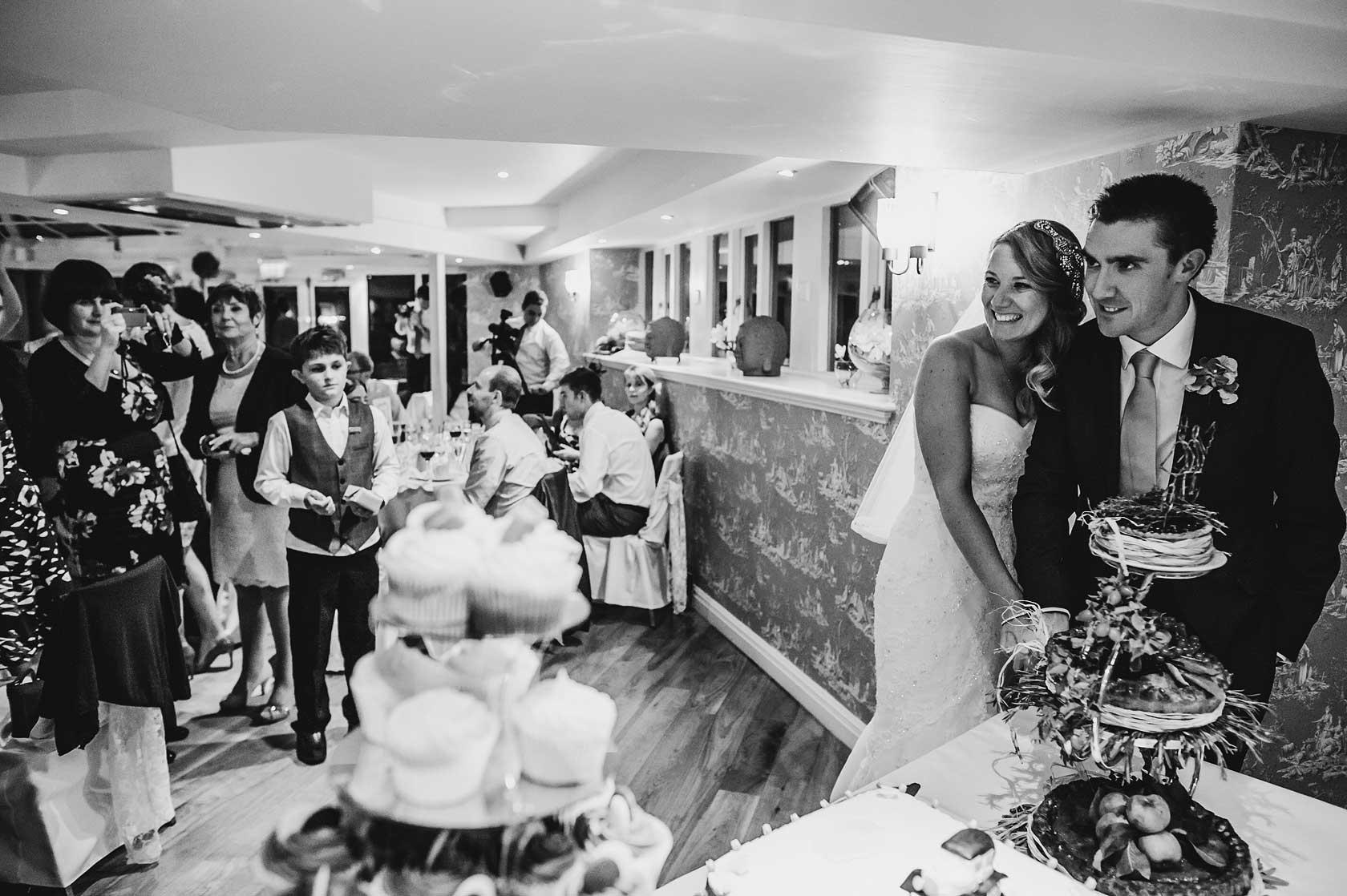 The Swan Hotel Wedding Photography
