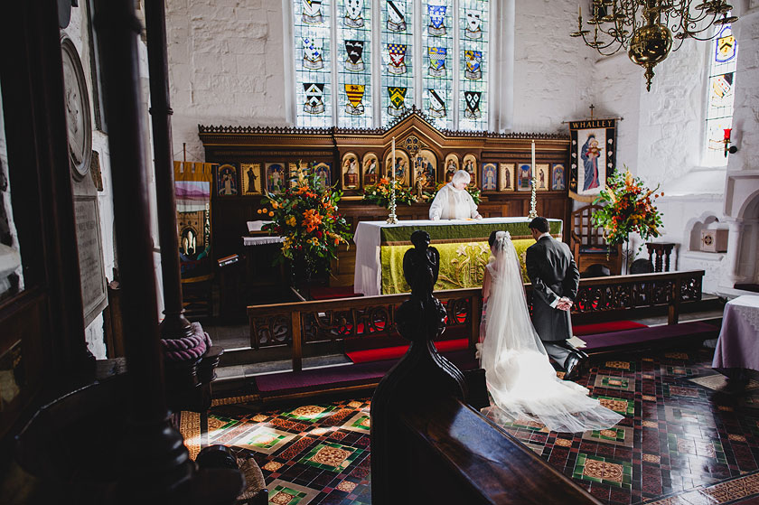 Mitton Hall Wedding in Lancashire