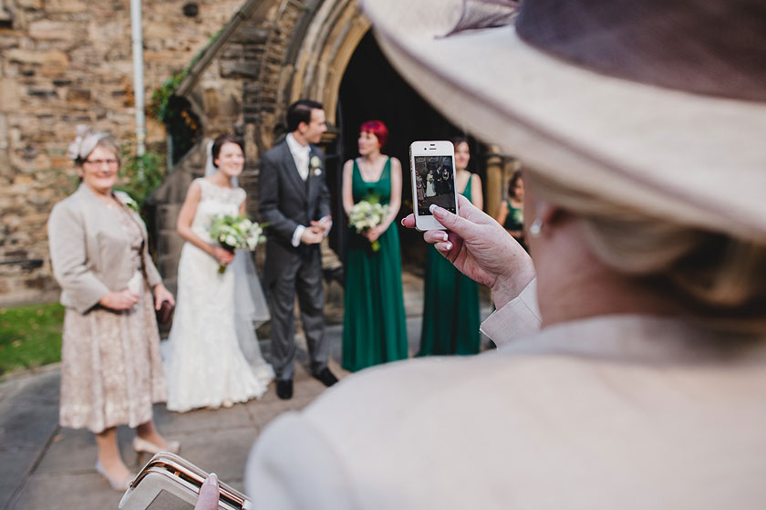 Lancashire Wedding Photojournalism