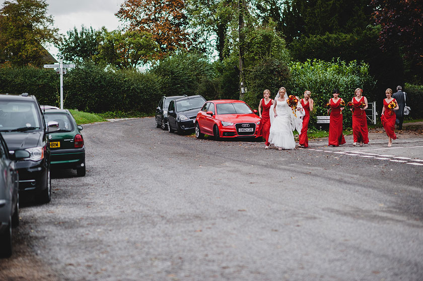 Reportage Wedding Photography at Moreves Barn