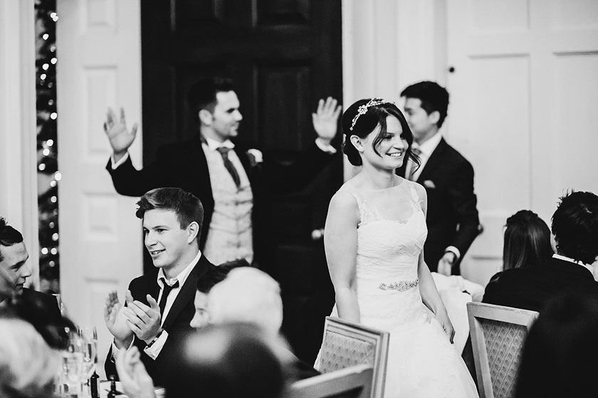 Wedding at Hintlesham Hall