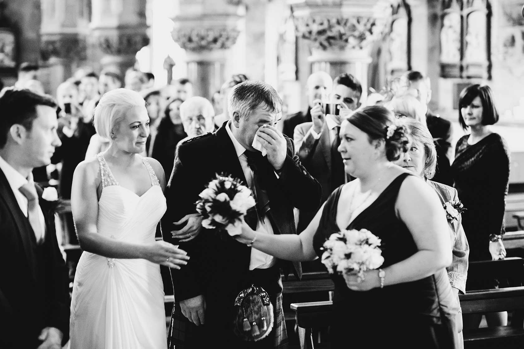 North Yorkshire Wedding Photojournalism
