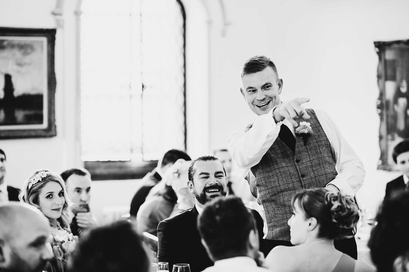 Denton Hall Wedding in North Yorkshire