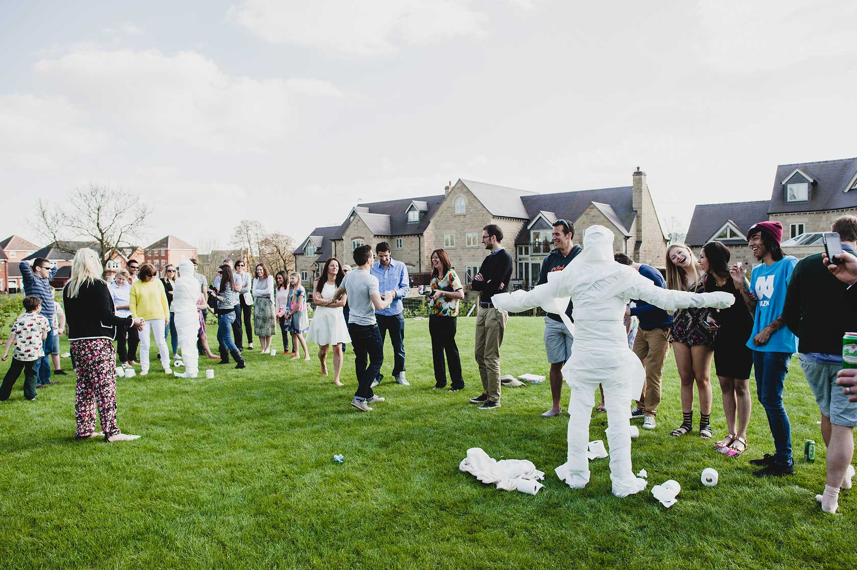 Post-Wedding Party Photography
