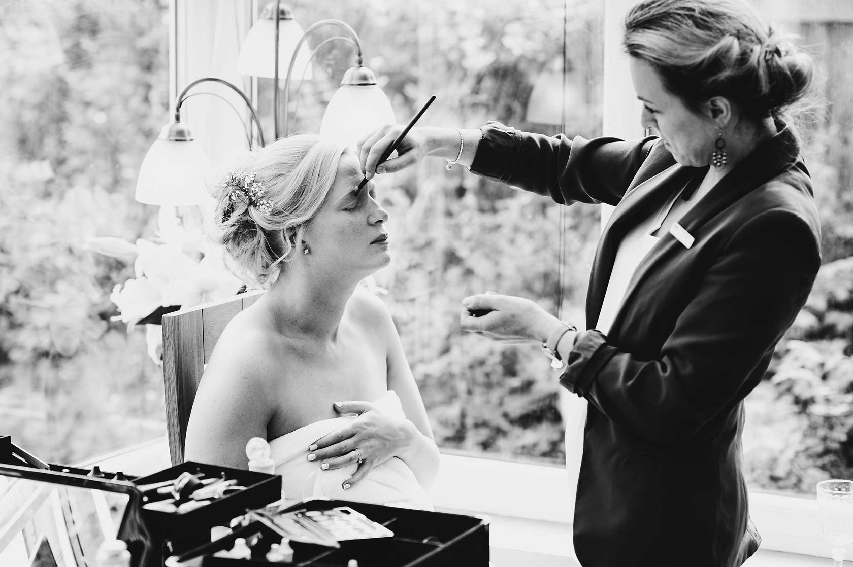 Reportage Wedding Photography at Eccleston Village Hall