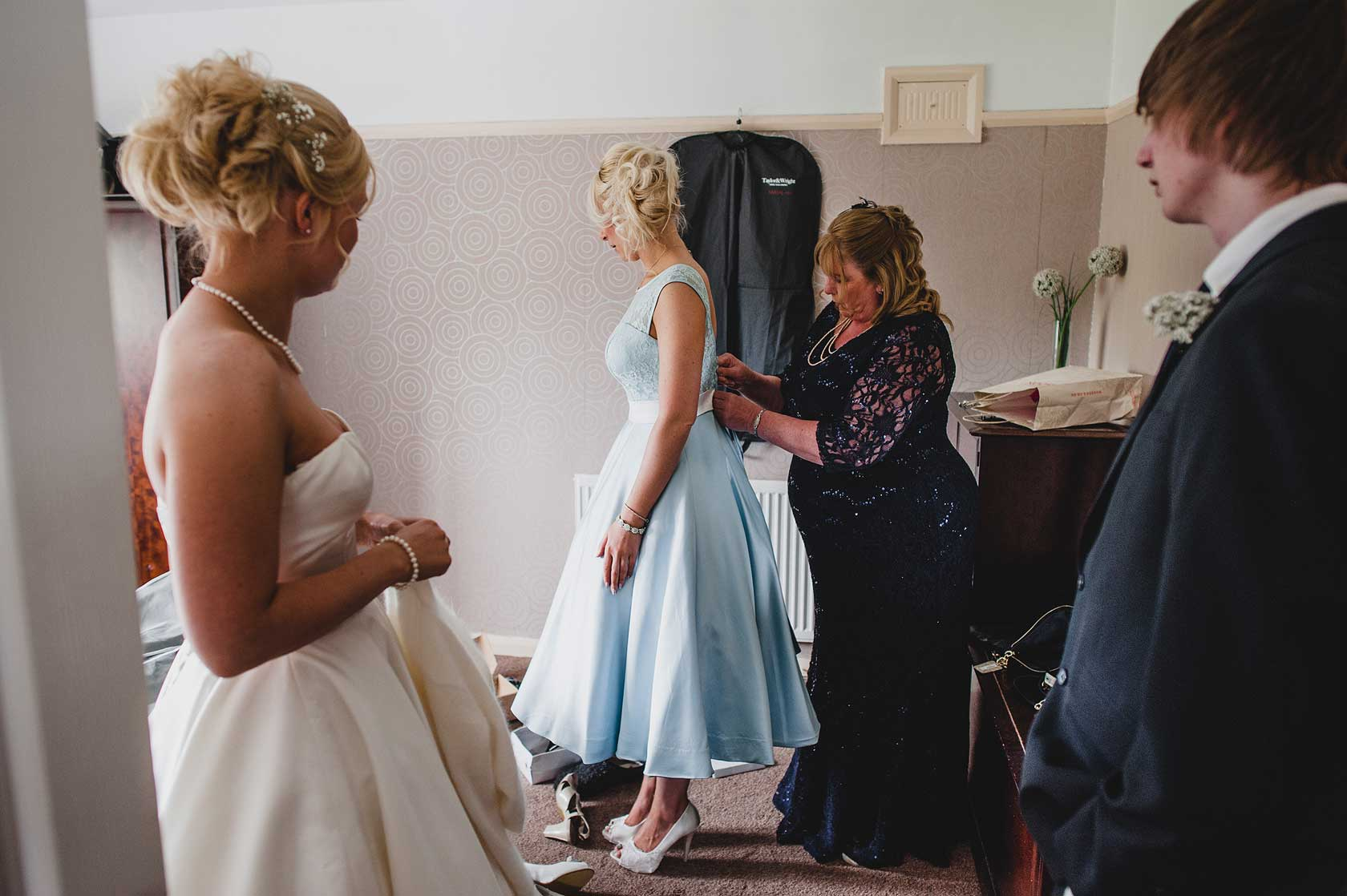 Eccleston Village Hall Wedding Photography