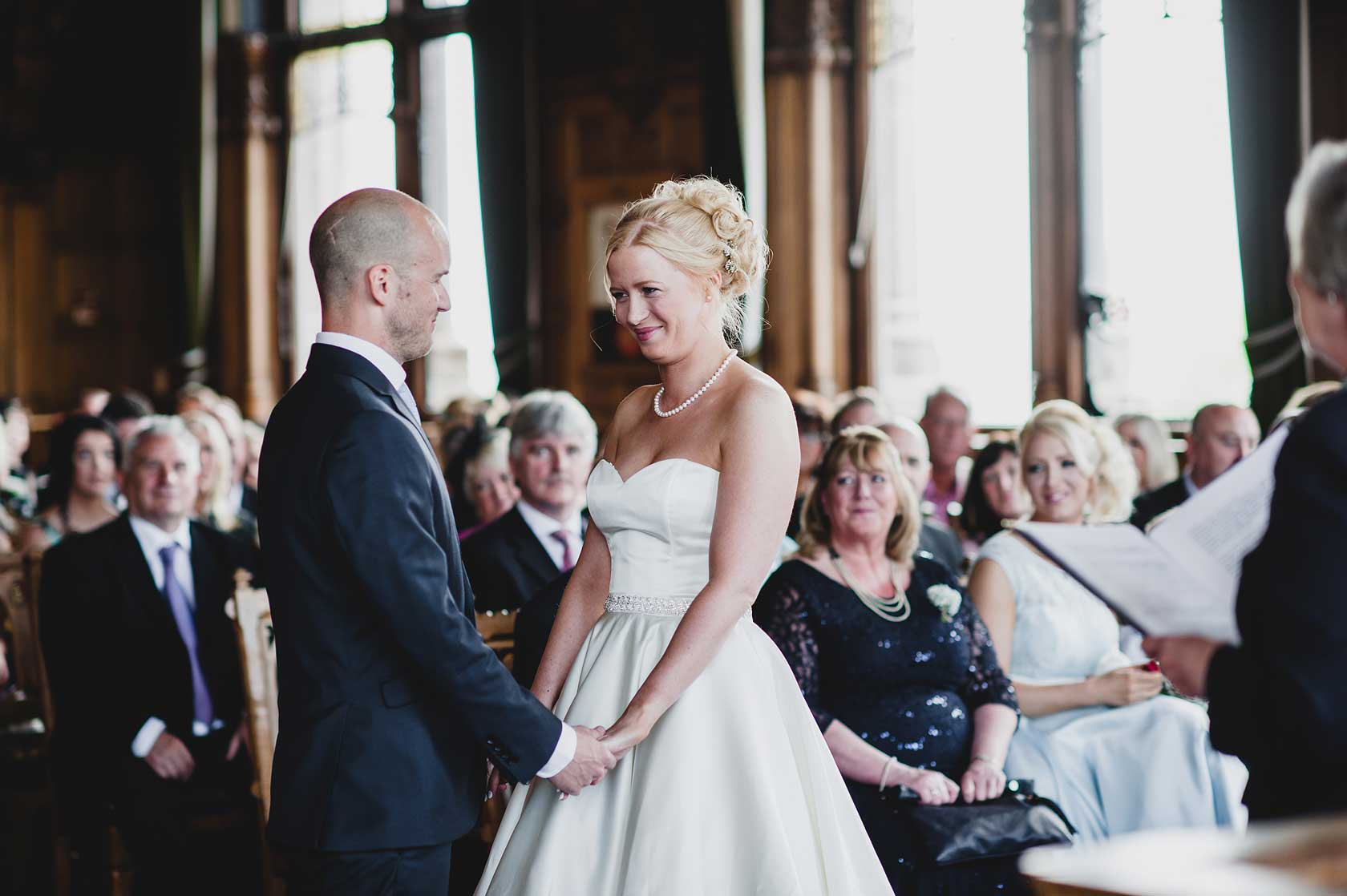 Chester Town Hall Wedding Photography