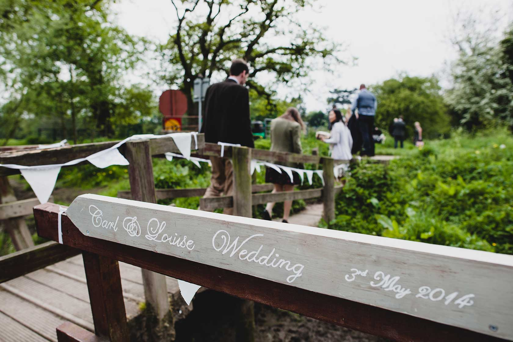 Wedding Photojournalism at Eccleston Village Hall