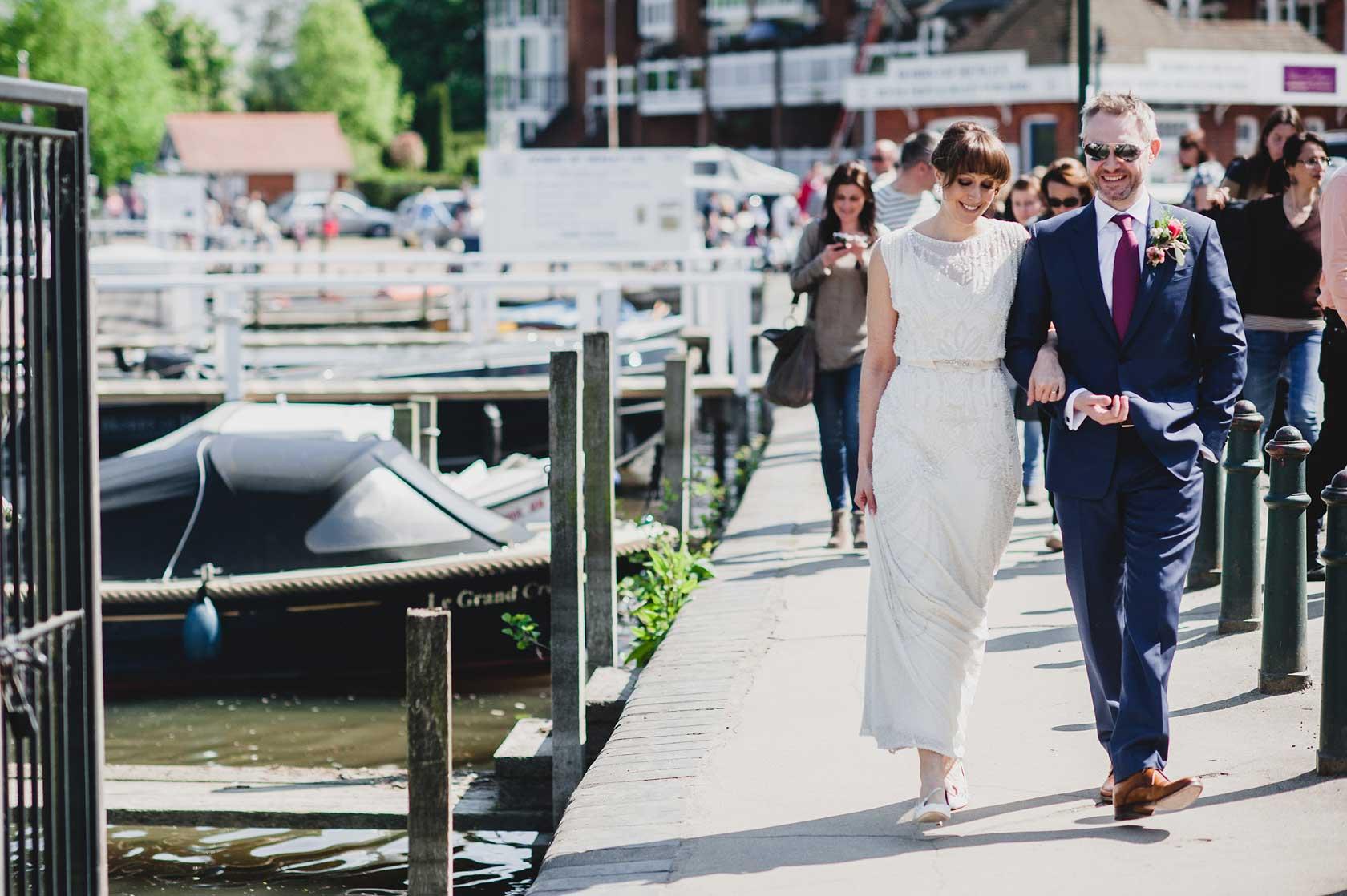 Oxfordshire Wedding Photojournalism