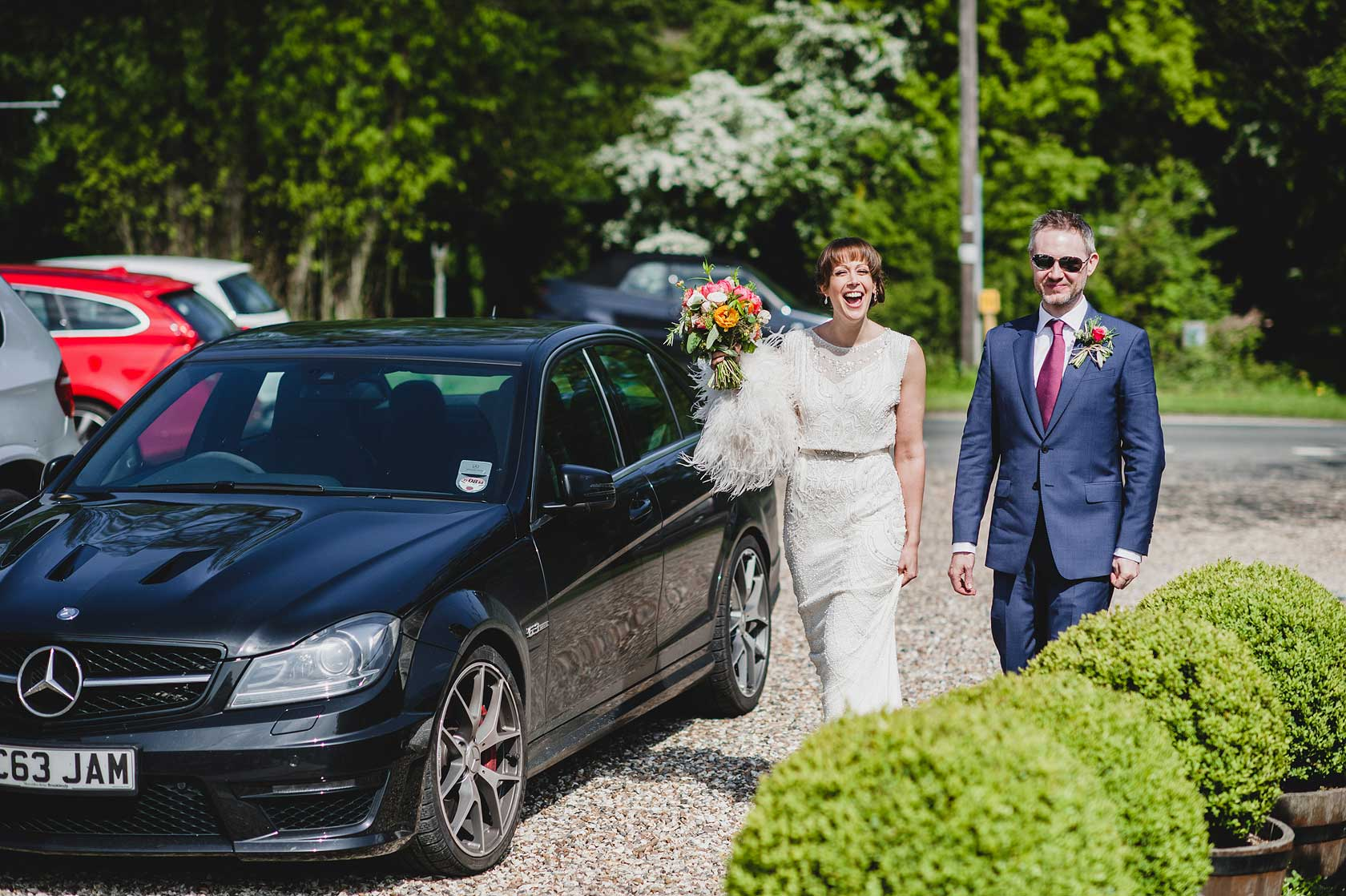 Henley Town Hall Wedding in Oxfordshire