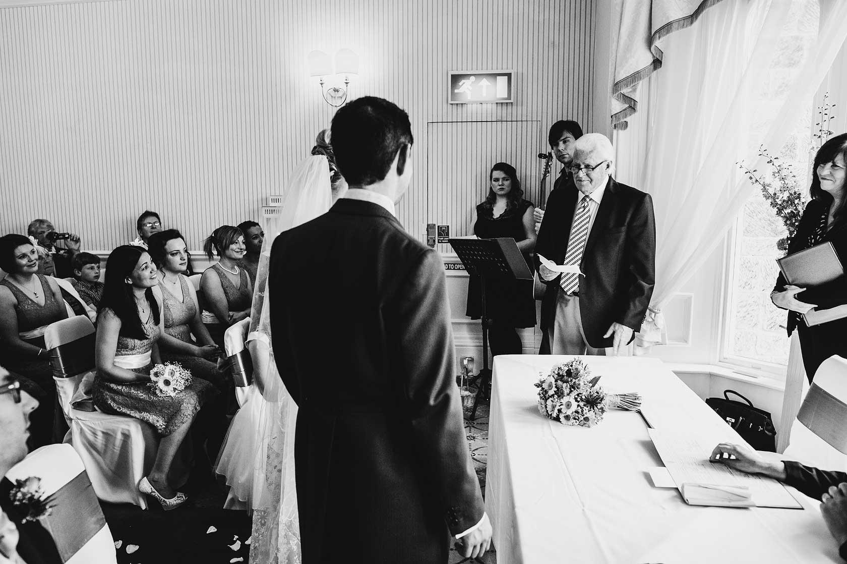 Wedding in Derby