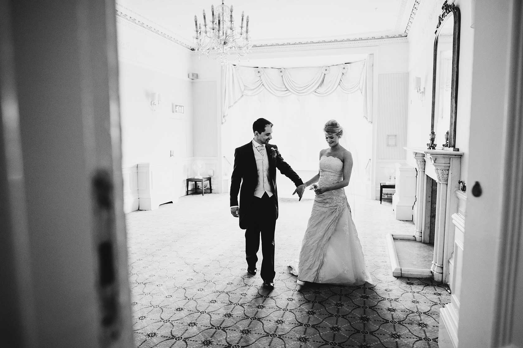 Reportage Wedding Photography in Derbyshire