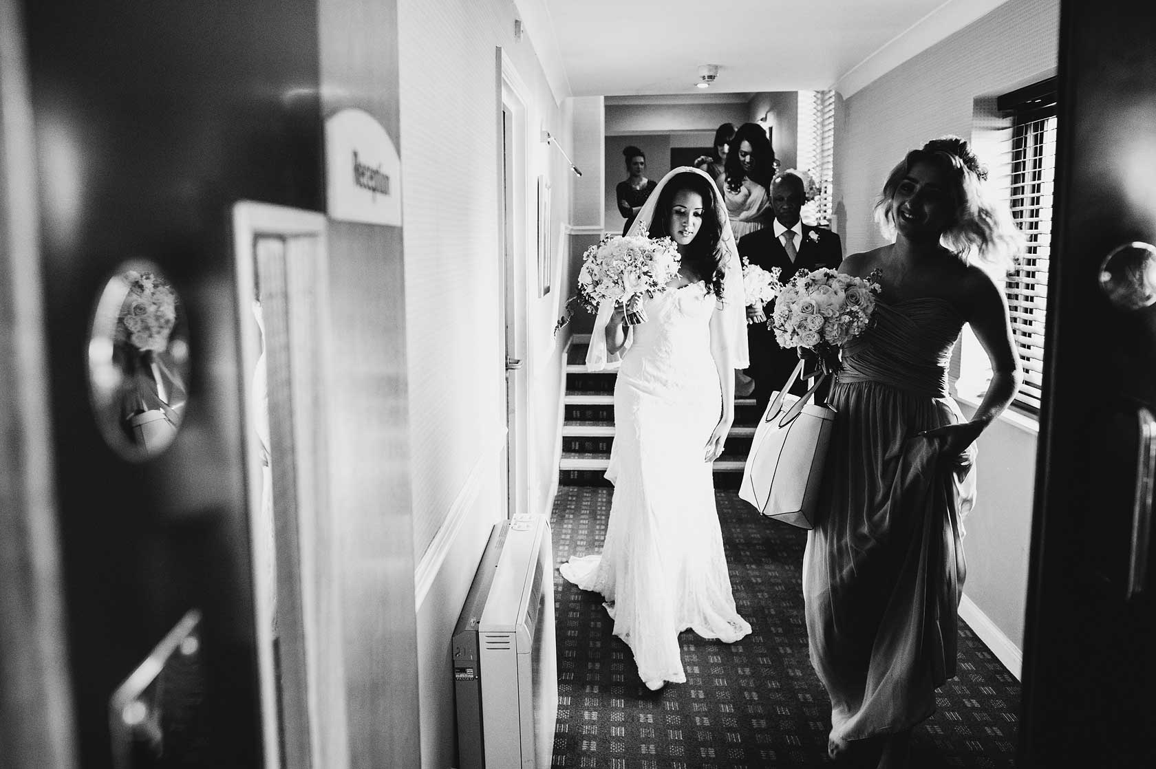 Wedding Photographer at Osmaston Park