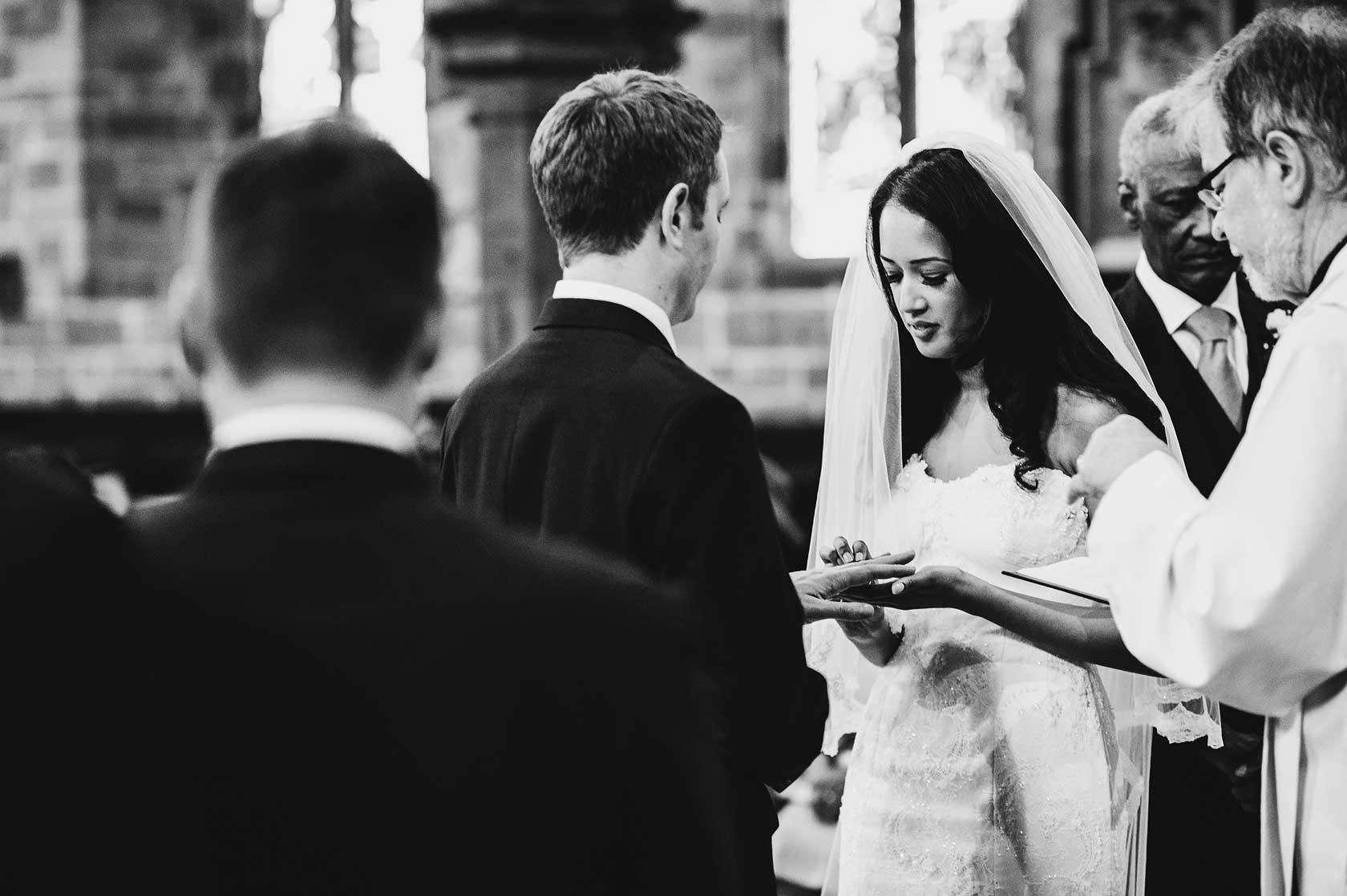 Wedding in Derbyshire