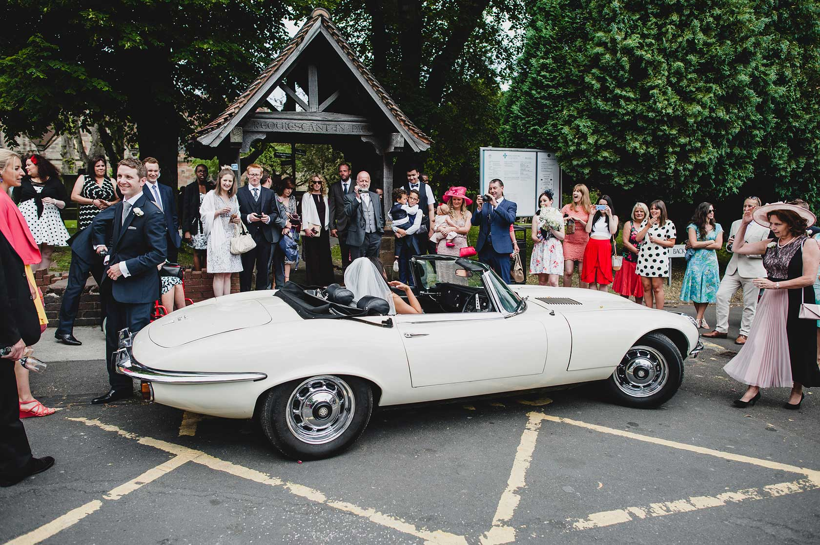 Osmaston Park Wedding Photographer