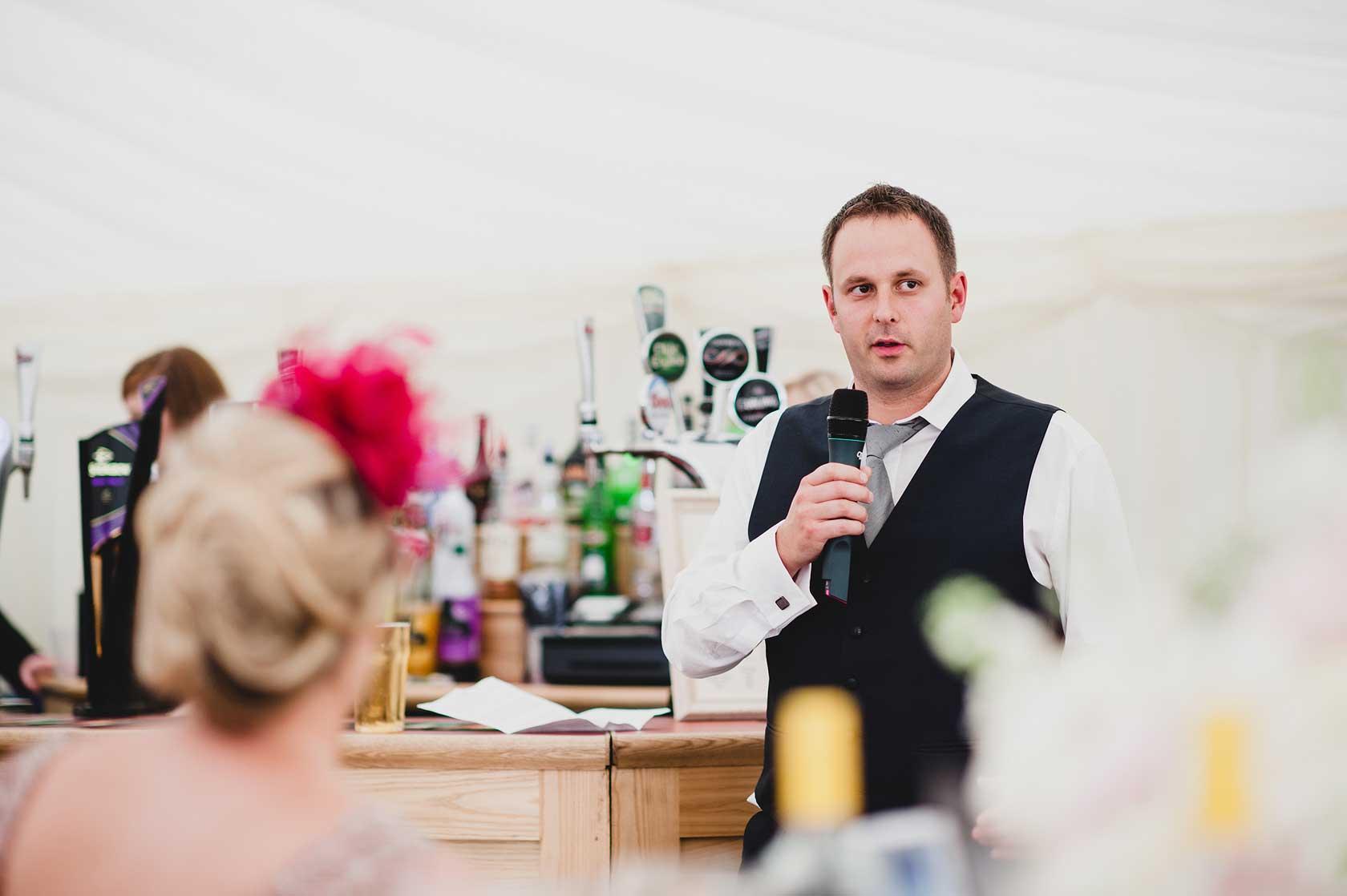 Wedding Photographer at Osmaston Park