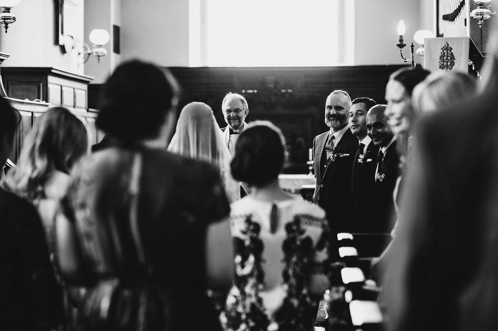 Euston Hall Wedding in Thetford