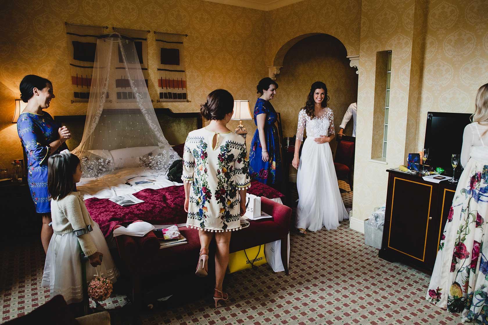 Tipi Wedding Photography