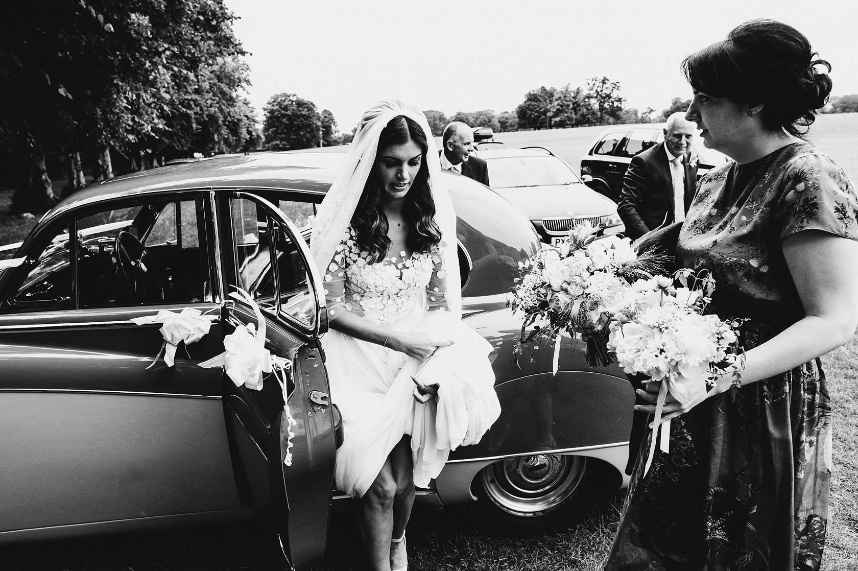 Reportage Wedding Photography in Thetford