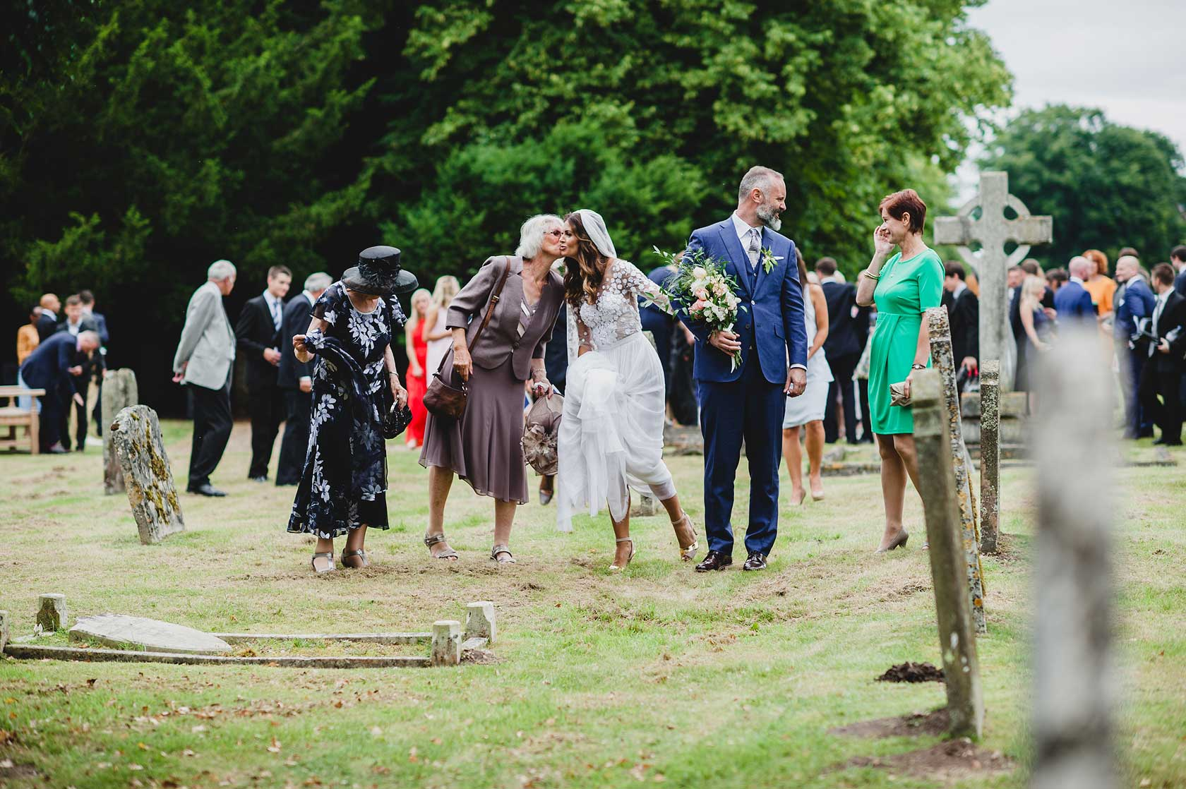 Euston Hall Wedding Photographer