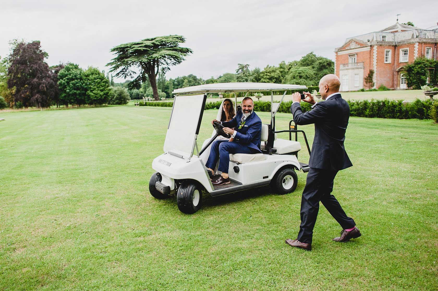 Euston Hall Wedding Photography