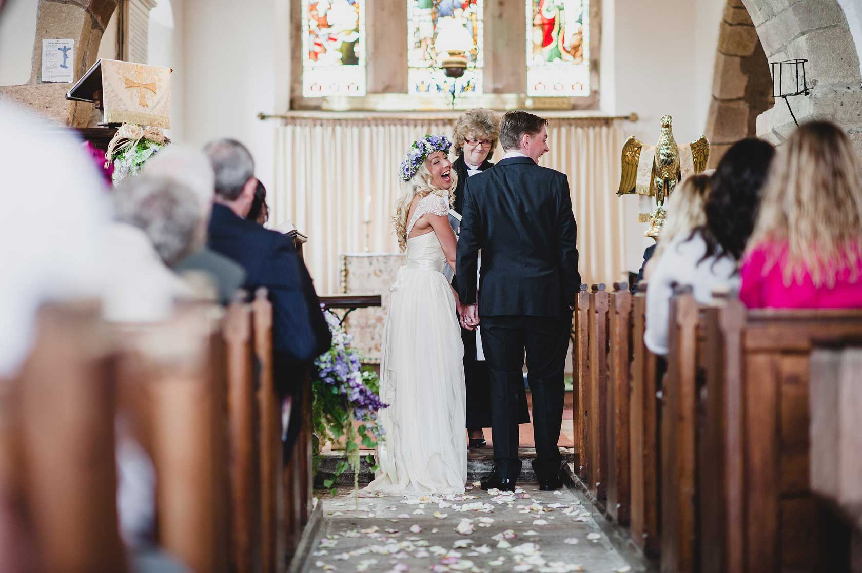 New House Farm Wedding Photographer