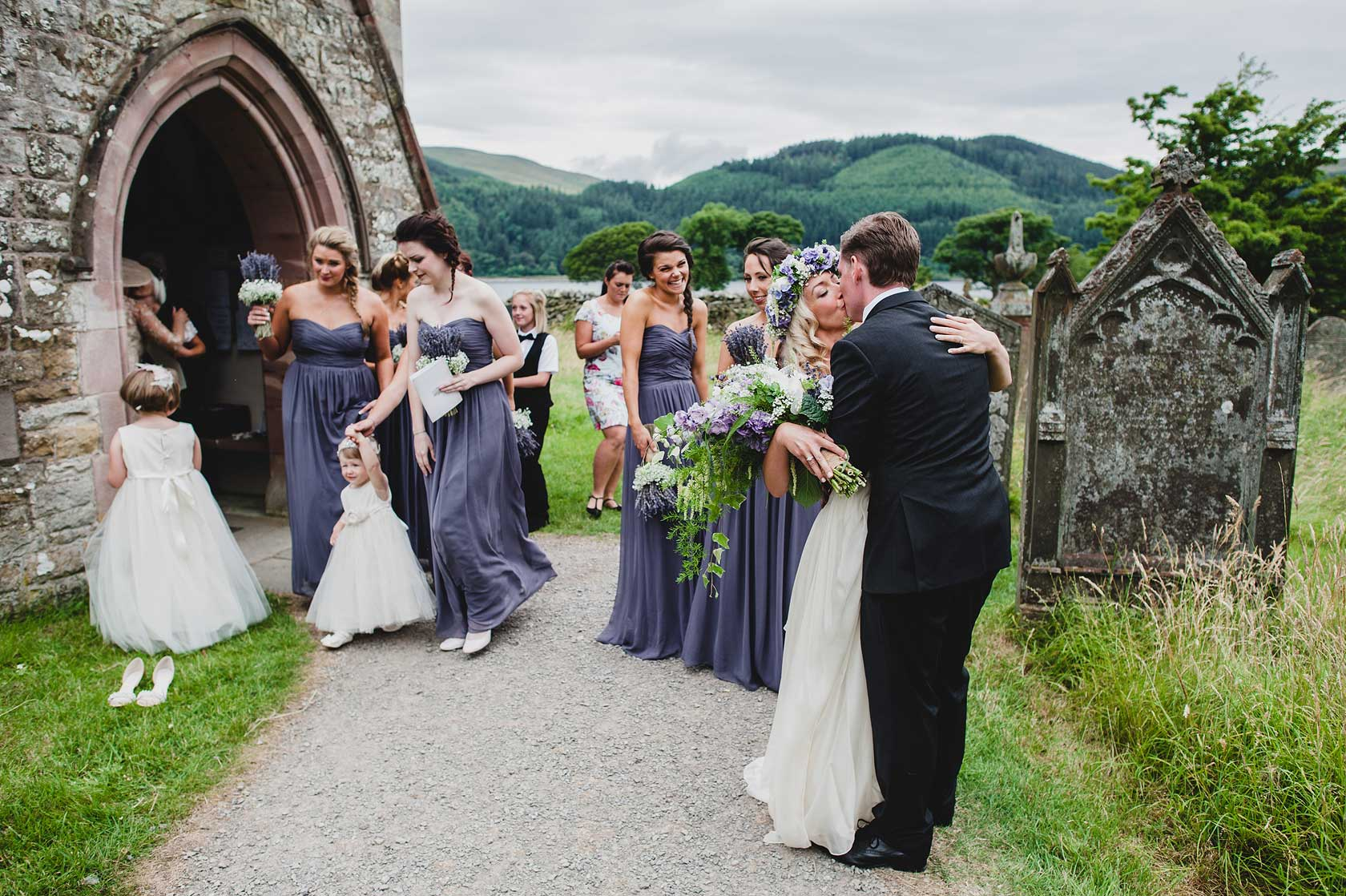 Lake District Wedding Photography