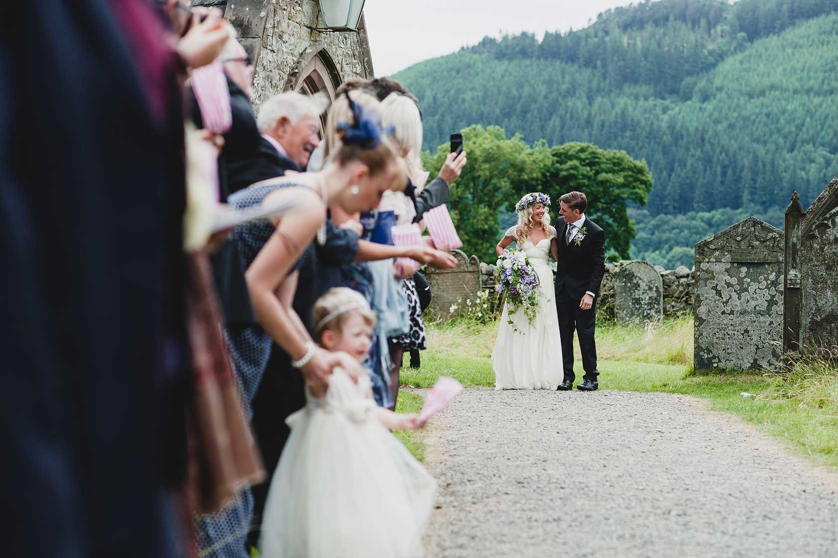 Cumbria Wedding Photography