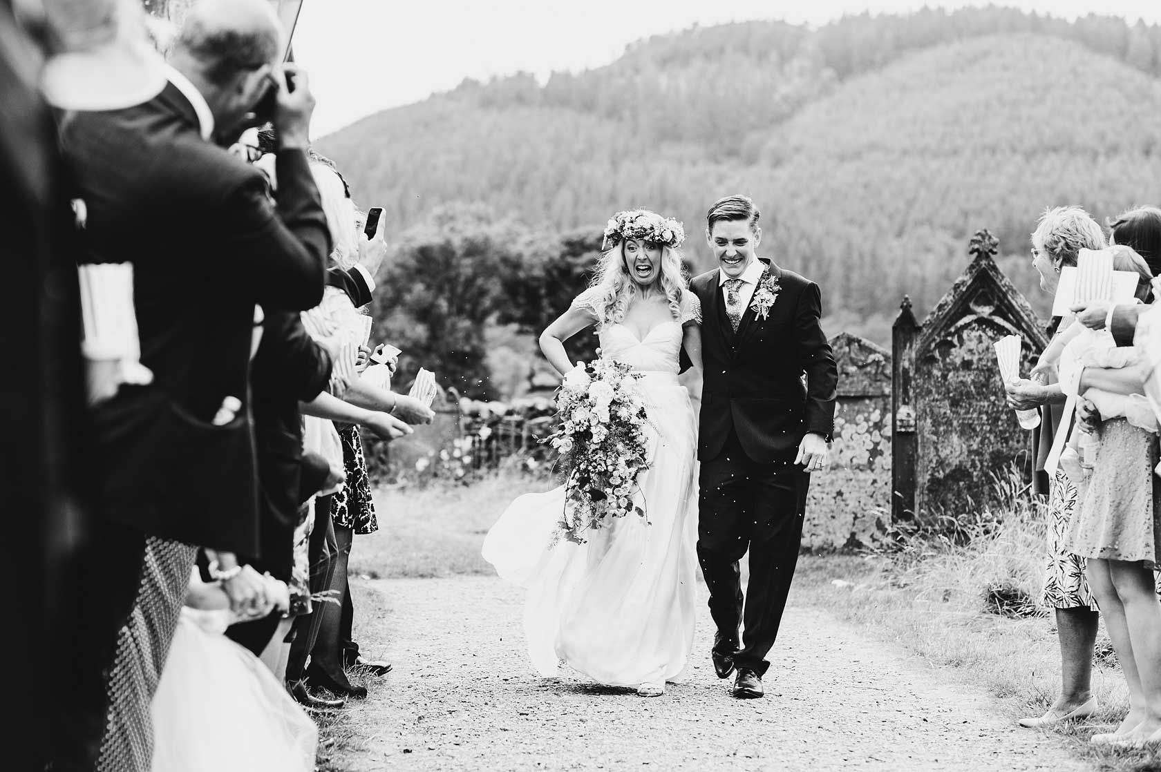New House Farm Wedding Photographer